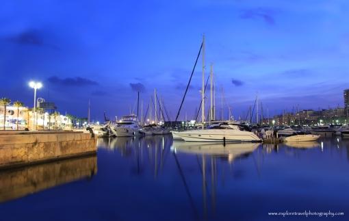 Calmness in Alicante