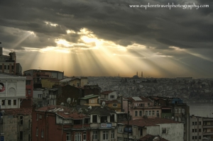 Istanbul a moment